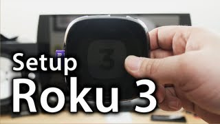 Roku 3 Setup And Review - Better Than Apple TV?