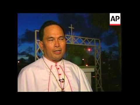 GUAM: FILIPINO PRIESTS RECRUITED DUE TO SHORTAGE OF LOCAL CANDIDATES
