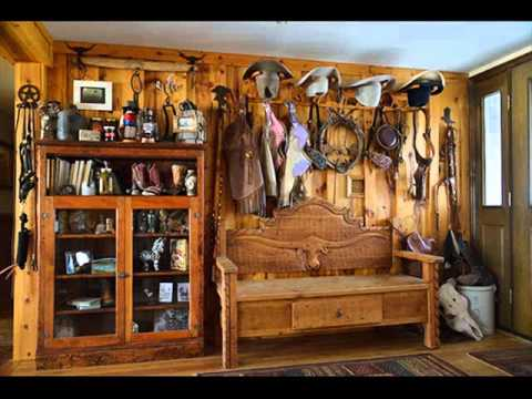 Western d cor collection western home decor ideas youtube - Western decor ideas for living roommake a theme ...