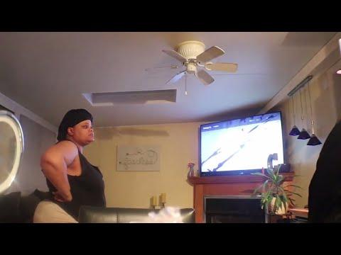 Broken Tv Prank On Mom (I Made Her Cry)