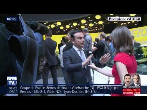 Renault s'interroge sur le financement du mariage de Carlos Ghosn au château de Versailles Mp3