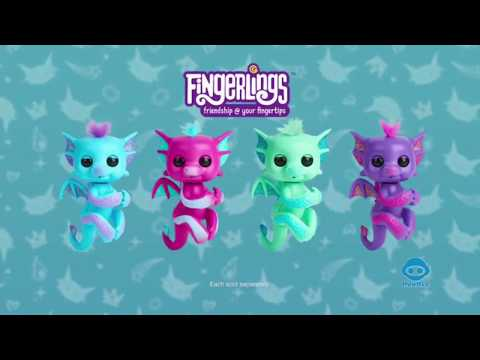 Fingerlings - make them sing, blink, burp and fart