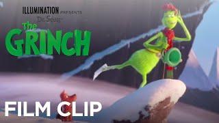 The Grinch   The Grinch Uses Reinhorn   Film Clip   Own it on 4K, Blu-ray, DVD & Digital