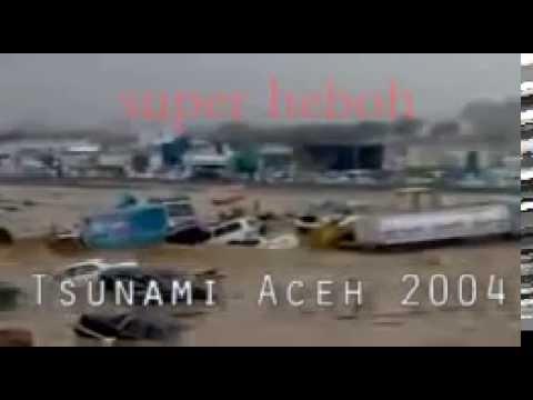 dahsyatnya tsunami aceh 26 desember 2004
