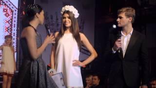 Интрига. Вопросы на конкурсе красоты. Отвечают 8 финалисток Мисс Киев 2014