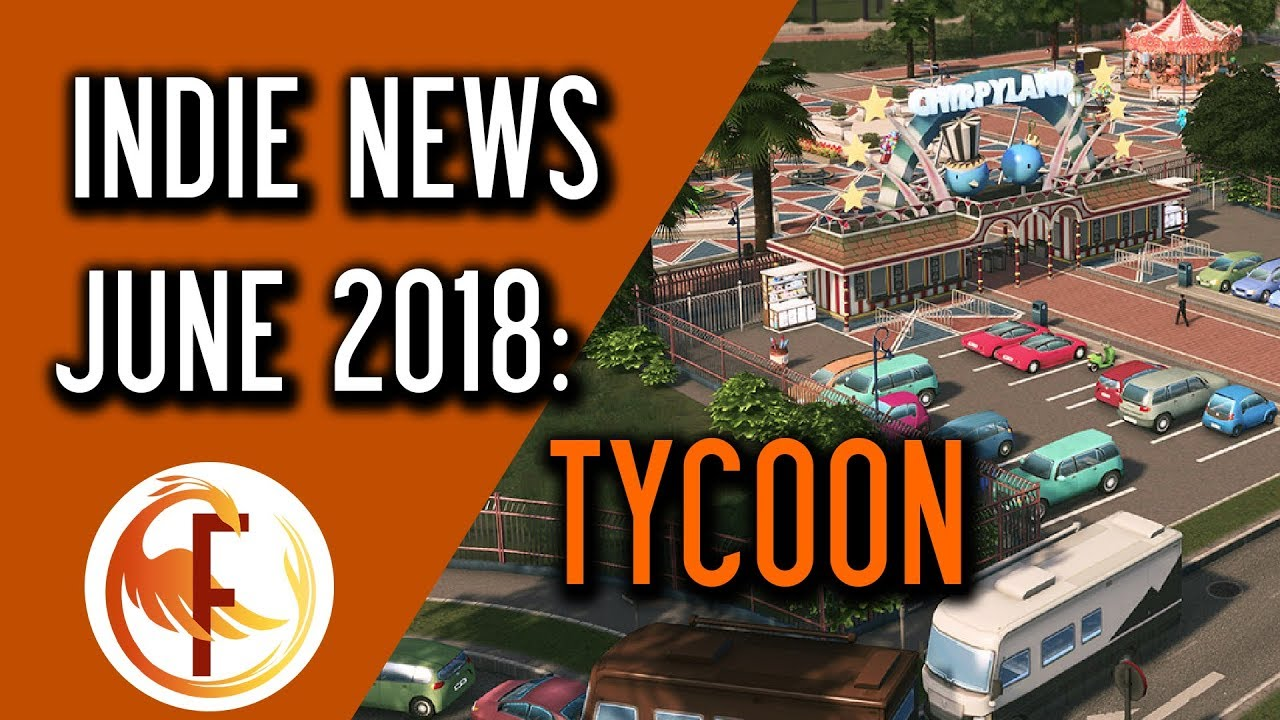 Best Tycoon and Business Management Indie Games - Indie Game News June 2018