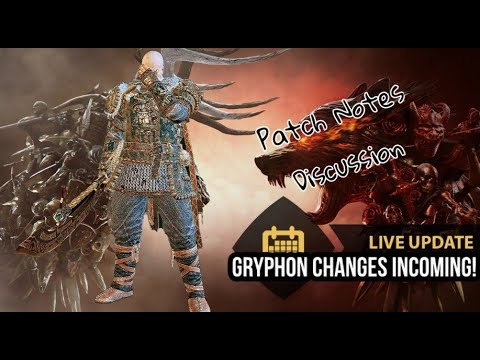 For Honor - Gryphon Changes, Good or Bad? |