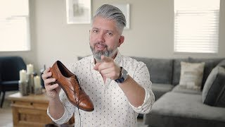 How to Wear Dress Shoes with Jeans and Rules You Should Follow