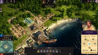 Anno 1800 -- hands-on with the age of industrialization