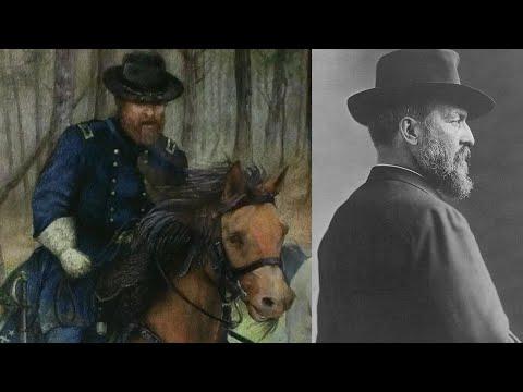 The Civil War Careers of Post-Civil War Presidents (Lecture)