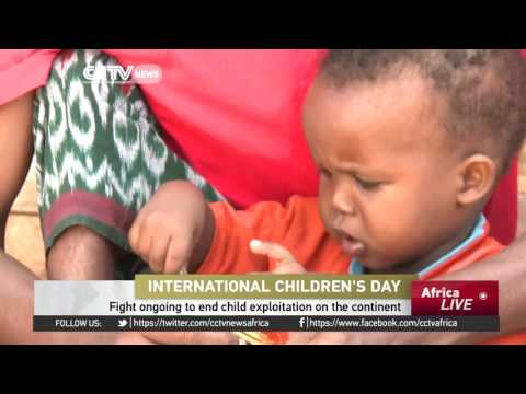 Millions of children caught up in conflicts around Africa