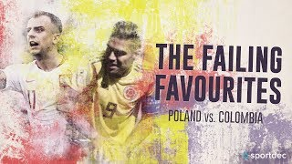 Poland v Colombia - FIFA World Cup Highlights - FIFA 18
