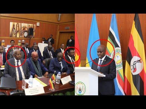 BREAKING|BITUNGURANYE ANGOLA NA DRC MUNAMA YAHUJE URWANDA N' UGANDA HANO IKIGALI