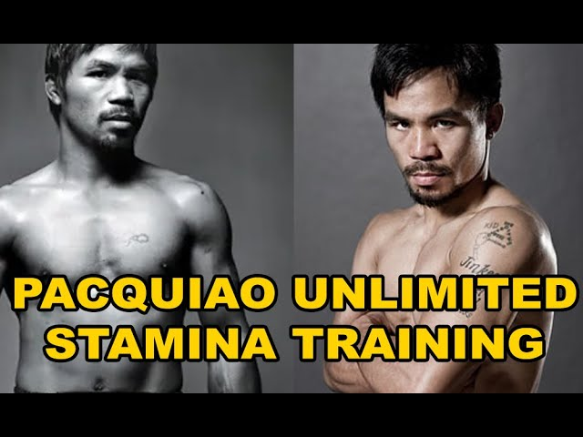 Manny Pacquiao Training Update July 14, 2021- UNLIMITED STAMINA VS. Errol Spence Jr!!