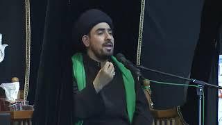 السيد حسن الخباز - السيدة فاطمة الزهراء ع تسأل النبي محمد صلى الله عليه وآله وسلم \