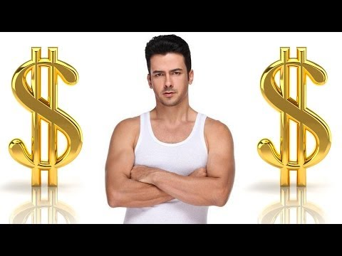 Million Dollar Wife Beater Shirt - MGTOW