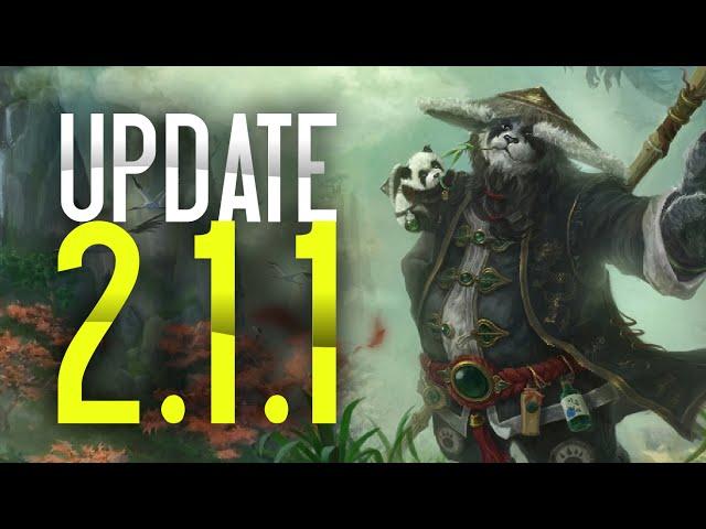 Summoners War BR - UPDATE 2.1.1