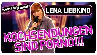 LENA LIEBKIND: Techno-Oma mit Arschgeweih - Comedy Tower
