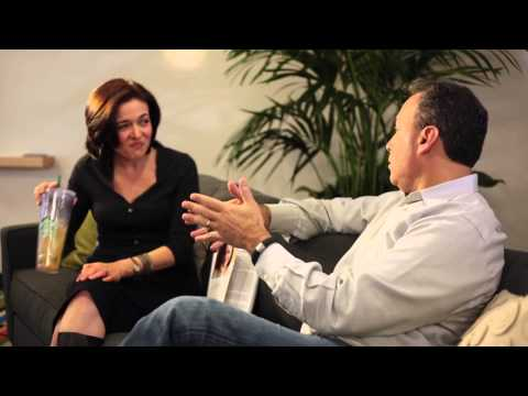 Chegg CEO Sits Down with Sheryl Sandberg