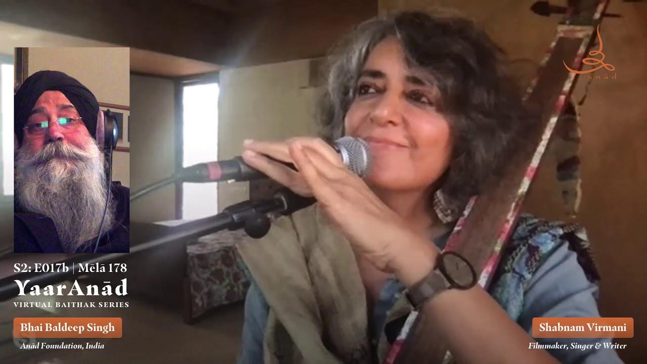 Download YaarAnād Virtual Baiṭhak Series Mēlā 178 — S2: E017b with Shabnam Virmani