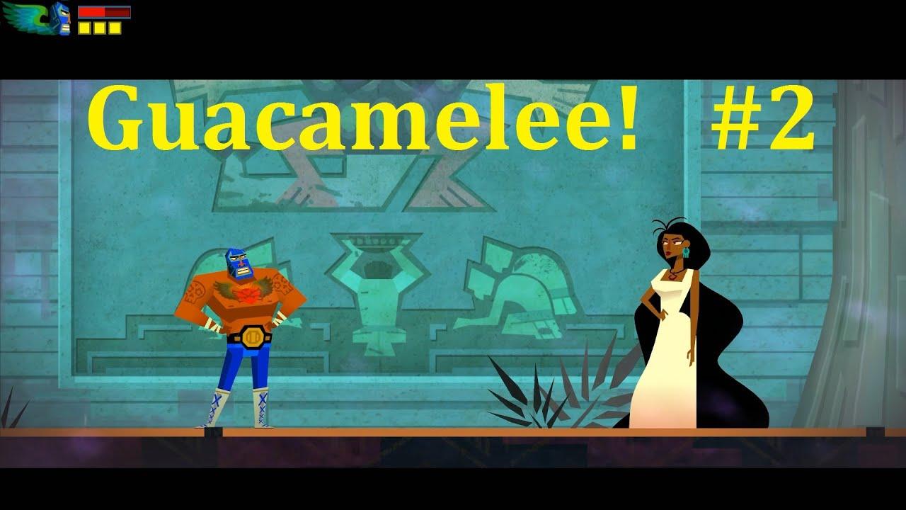 Guacamelee! Прохождение ► Ниндзя рестлер #2