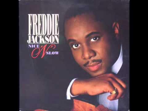 FREDDIE JACKSON Nice ´N´ Slow