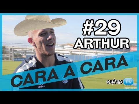 Cara a Cara com Arthur l GrêmioTV