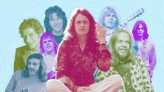 Yes: An Animated Breakdown of the Band Over 19 Iterations