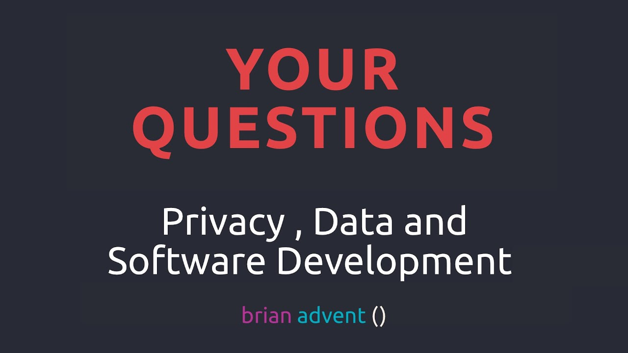 Q&A: Privacy & iOS Development Discussion with Sebastian Zimmeck