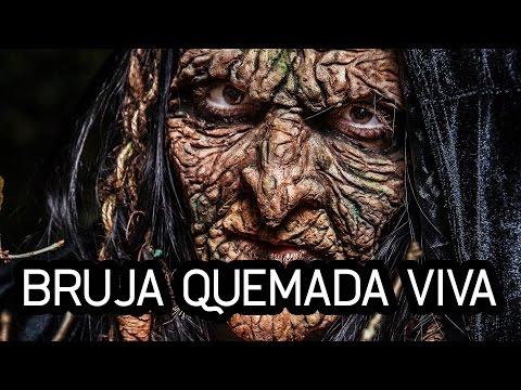 La Quemaron Viva, Cacería de Brujas, Santa Inquisición