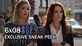 "Pretty Little Liars 6x08 EXCLUSIVE Sneak Peek #1 - ""FrAmed"""