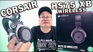 Corsair HS75 XB Wireless Headset, FOR XBOX ONE & SERIES X