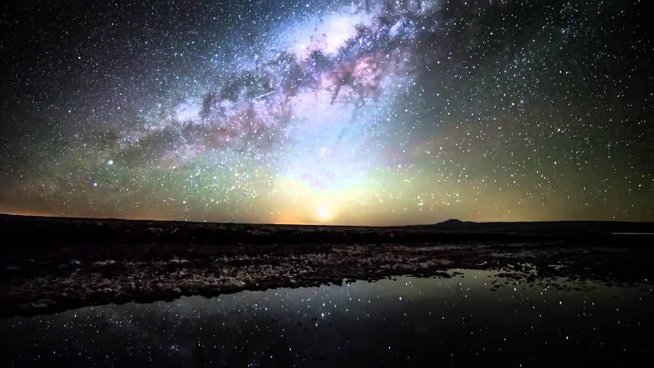 """""""Ancients"""" Time-Lapse Del Cielo Nocturno Chileno"""