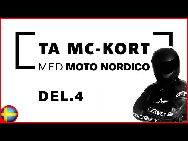 Risketta + Risktvåa - Riskutbildning MC | Steg För Steg På Vägen Till Motorcykelkörkort | Del 4