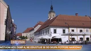 VTV Dnevnik 20. listopada 2016.