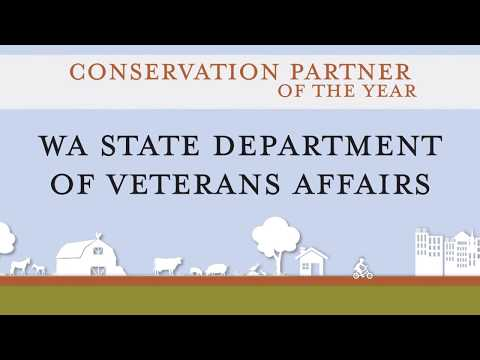 WA State Department of Veterans Affairs: Conservation Partne