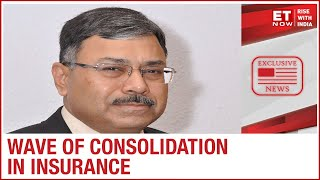 LIC MD Speaks To ET NOW On The Changing Landscape of Insurance Sector