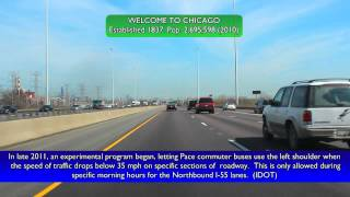Episode 5: 964 Miles from LaPlace (I-55 North, Stevenson Expressway, Chicago, IL)