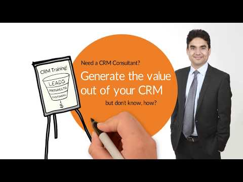 Melbourne CRM Consultant Zoho CRM MS Dynamics Salesforce