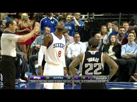 Tony Wroten Breaks McCallum's Ankles with the Filthy Cross