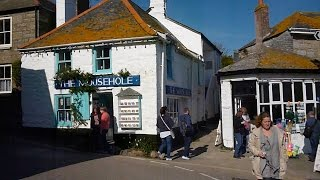 Mousehole to Penzance via Newlyn By Bus 2015