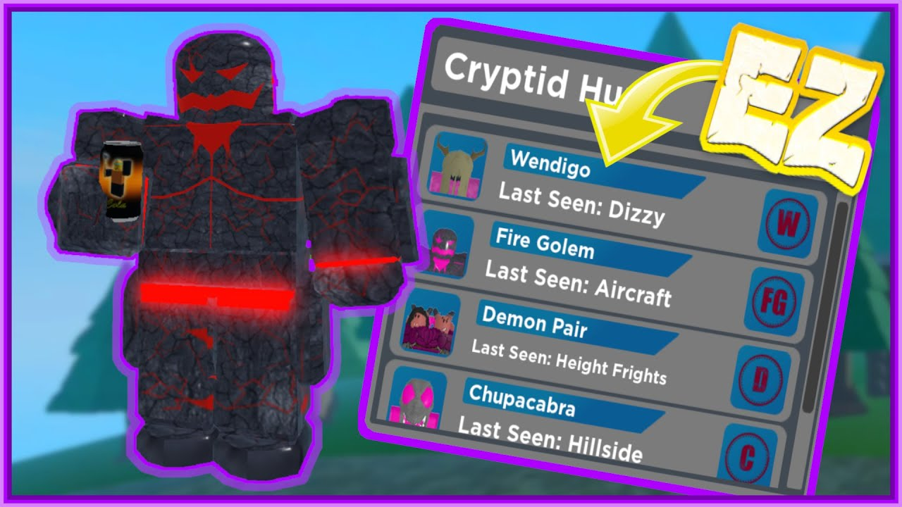 arsenal cryptic hunt how to guide roblox arsenal