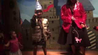 Gene Autry Museum Dress up exhibit