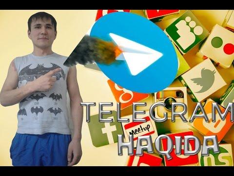 TELEGRAM HAQIDA 777