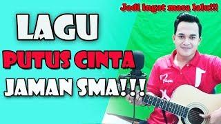 LAGU GALAU JAMAN SMA!!! | Ungu - Luka Disini (Accoustic Cover) By.Soni Egi