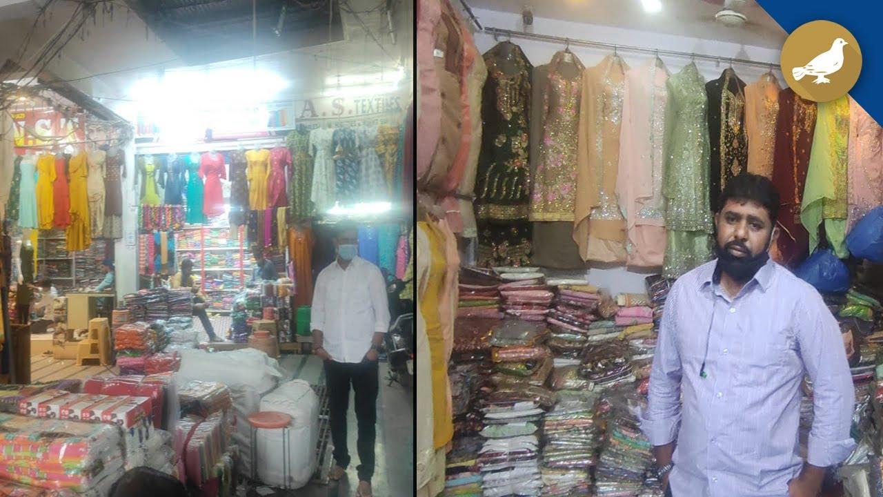 Patel Market: Lockdown effect on Business in Hyderabad