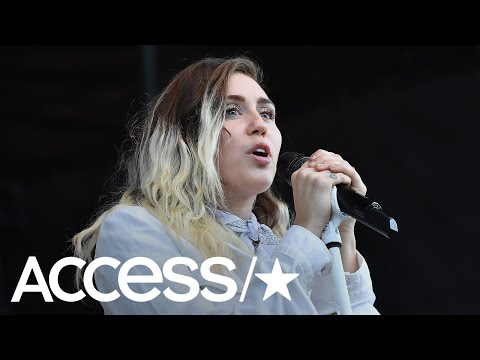 Miley Cyrus Returns To Music With Mark Ronson's 'Nothing Breaks Like A Heart' | Access