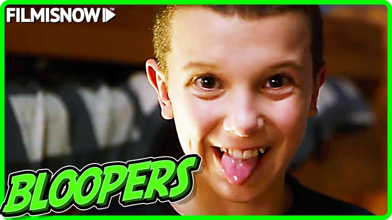 STRANGER THINGS Season 1 | Bloopers & Gag Reel (Netflix)