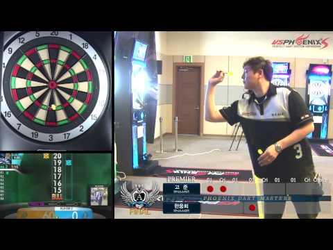 2nd phoenix darts masters premier FINAL