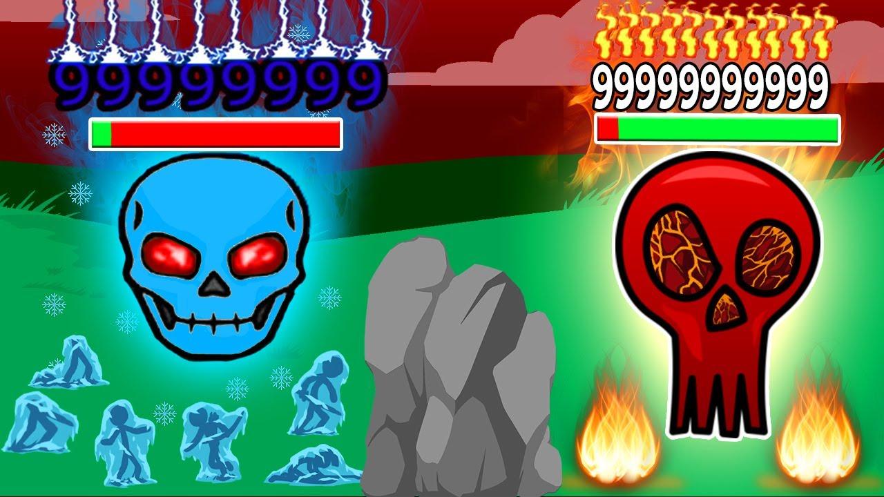 Download Stick War Legacy Huge Update - Big Giant Boss ICE Vs Final BOSS LAVA